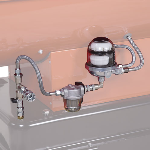 fuel line kit external